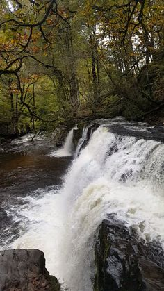 The Four Waterfalls walk is a captivating woodland walk exploring the Waterfall Country in the Brecon Beacons. Check out the walking route! Beautiful Photos Of Nature, Beautiful Places To Travel, Amazing Nature, Beautiful Landscapes, It's Amazing, Most Beautiful Pictures, Nature Gif, Nature Scenes, Nature Videos