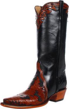 Lucchese Classics Women's L4656 5-4 Western Shoe « Clothing Impulse