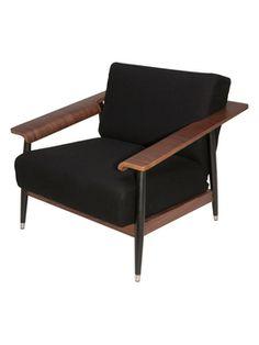 Lars Lounge Chair from Nuevo: Furniture, Lighting