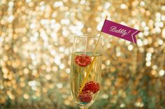 champagne bar inspiration