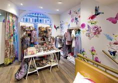 Inside London's Accessorize Store