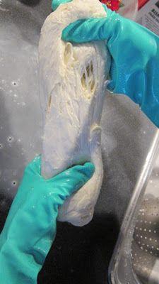 Dalmatian Mom: Hemmagjord mozzarellaost