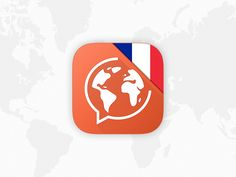 Mondly App Icon by Robert Anitei