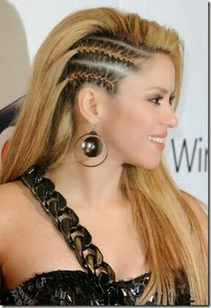 "Trenzas ideales para cabello largo"""