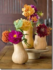 Squash Vases!