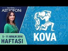 KOVA burcu haftalık yorumu 05 - 11 Aralık 2016