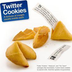Twitter Fortune Cookies