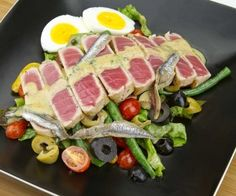 The Famous Salad Niçoise Recipe | Paleo inspired, real food