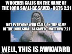 God Is Hate: Jesus Caught Lying