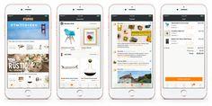Screenshots of Furni for iOS