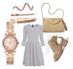 """Untitled #9"" by merima009 ❤ liked on Polyvore featuring Mar y Sol and Michael Kors"