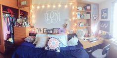 Texas Tech Hulen dorm room!