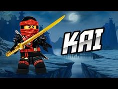 LEGO® Ninjago - Meet KAI 2015 ( FAN-MADE) HD - YouTube