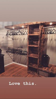 Schlafzimmer schrank Schlaf How Would You Like To Design Your Own Ranch House? Master Bedroom Closet, Home Bedroom, Bedroom Ideas, Master Suite, Country Master Bedroom, Country Girl Rooms, Master Bedroom Furniture Ideas, Master Bedroom Wood Wall, Bedroom Turned Closet