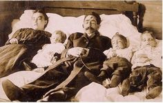 17 Fotografías post mórtem inquietantes de los años 1800... esta es peor que la anterior D: