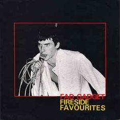 Fad Gadget - Fireside Favourites (Vinyl, LP, Album) at Discogs