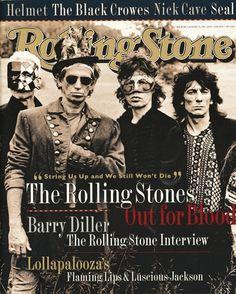Rolling Stone Cover of The Rolling Stones  (tambien la tengo y se me hace fantástica)