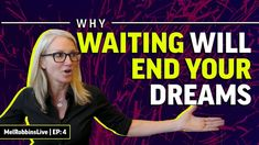 What is the only thing you can do to guarantee your dreams, goals, and the life you imagine will become reality? Feeling Stuck, How Are You Feeling, Routine Quotes, Mel Robbins, Change Your Mindset, Career Coach, A Way Of Life, Willpower, Ted Talks