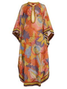 Abstract-print fine-knit maxi kaftan | Missoni Mare | MATCHESFASHION.COM US