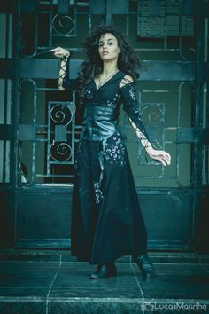 cosplayblog:  Submission Weekend!Bellatrix Lestrange from Harry...