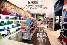 Hoy en #tamayoPapeleria c/Legazpi 4 #Donostia #SanSebastian estamos abiertos de 10 a 13:30h y por la tarde de 17 a 20h. Eso si con el aire acondicionado a tope para que puedas empezar tus compras para el nuevo curso de la forma más cómoda...