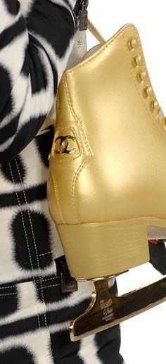 Chanel skates LBV