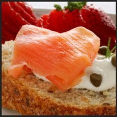 Hand-Sliced Scottish Smoked Salmon by Pinnacle -- Awesome products selected by Anna Churchill