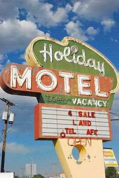 Holiday motel in Canyon City, co