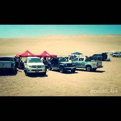 Recuerdo de nuestro recorrido en #dakar 2013 por la dunas peruanas. #wrangler #4x4