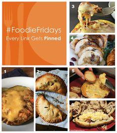 Foodie Fridays #21 - Comfort Foods!