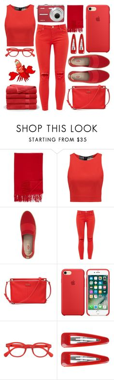 """""""Sebastian"""" by pauirh ❤ liked on Polyvore featuring Barneys New York, Alice + Olivia, UGG, Sebastian Professional, Ted Baker, See Concept, Forever 21, Brooks Brothers and disney"""
