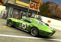 corvette gs 1964 and a 1966 Corvette Summer, Corvette C2, Corvette Grand Sport, Chevrolet Corvette, Classic Corvette, Pontiac Gto, Auto Retro, Retro Cars, Vintage Cars