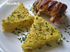 Gesztenye receptjei: Sült puliszka Grains, Rice, Chicken, Food, Essen, Meals, Seeds, Yemek, Laughter