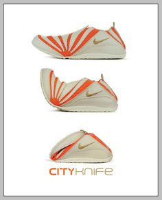 Nike - Footwear Designs by Caprice Neely at Coroflot.com