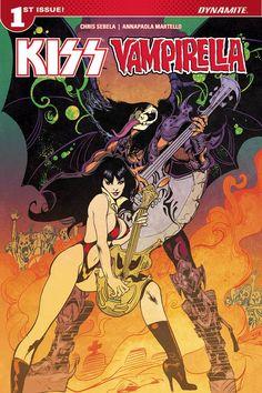 Kiss - Vampirella (5P Ms) #1 Cover C