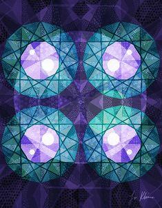 Crystal Eyes - Jo Klima - Maps to Herself