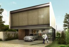 Projeto de Casa - Swiss Park - Moritz | 24.7 Arquitetura Design