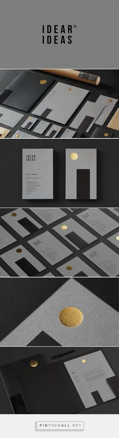 Idear Ideas Branding on Behance | Fivestar Branding – Design and Branding Agency & Inspiration Gallery