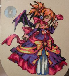 I don't know who is this, I don't care if she's a princess or not, but she looks gOOOd in a HaMa pearl version!