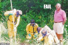 PPE Safety FAIL