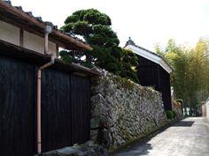 """Kominka""=traditional Japanese old house"