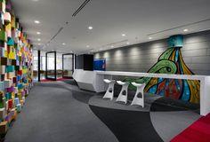 25 Creative Office Spaces Around The World - AntsMagazine.Com