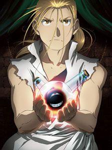 Fullmetal Alchemist: Brotherhood - Fullmetal Alchemist