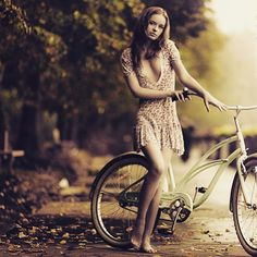 Very nice, the bicycle i mean ;)
