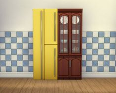 Mods: No-Drop Harbinger and Tall Order cabinets by plasticbox from Mod The Sims These are custom catalogue objects of the Harbinger and Tall Order cabinets Luxury Furniture, Home Furniture, Sims 4 Build, Sims 4 Update, Cabinet Design, Cabinet Ideas, Modern Cabinets, Sims 4 Mods, Tall Cabinet Storage