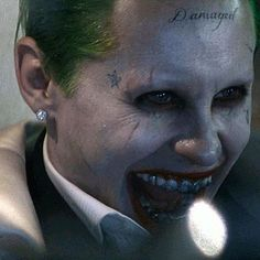 One thing I didn't like about Leto's Joker was that he was actually called 'Joker' during the movie! In the last scene he even wore a military outfit (don't know what it's called in english) which had 'Joker' written on! That's one thing I loved about Heath Ledger's joker: He never called himself Joker and his real name was unknown! So there was always some sort of mystery around his character what I really liked! What do you say? - #BatmanVSuperman #dccomics#dcuniverse #dc #suic..