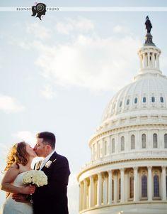 Washington, DC wedding | The Blonde Photographer | wedding by Bella Notte | www.bellanottedc.com