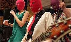 The History of Pussy Riot, From Activist Art Origins to the Dramatic Trial and Final Sentence