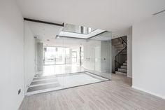 Luz Interior, vivienda unifamiliar entre medianeras / Viraje arquitectura /