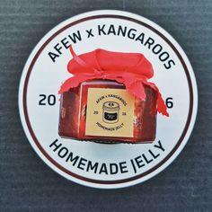 """Afew x KangaROOS """"Jelly Survior Kit"""" #afew #kangaroos #afewjelly #marmelade #summer #handmade #madeingermany #sneaker #kicks #"""